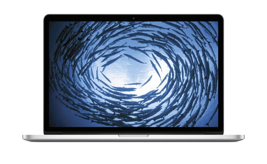 "15"" MacBook Pro Retina"