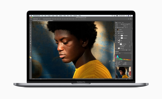 Apple macbook pro update True Tone Technology 07122018
